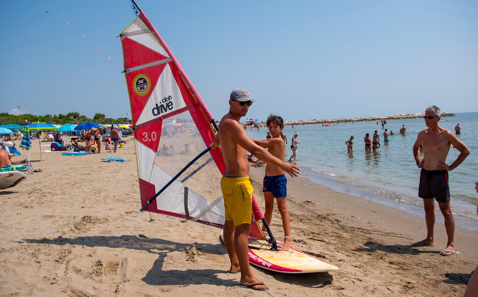 2-Surf-Schule-Campingplatz-Cavallino