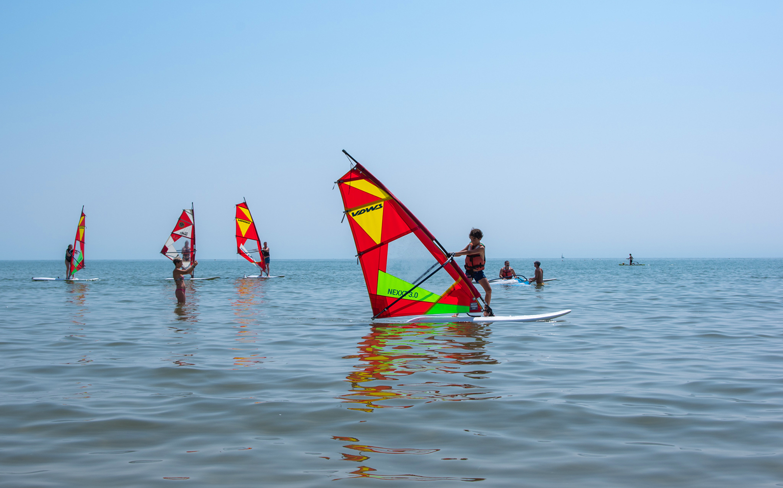 6-Scuola-surf-campeggio-campingplatz-Mediterraneo