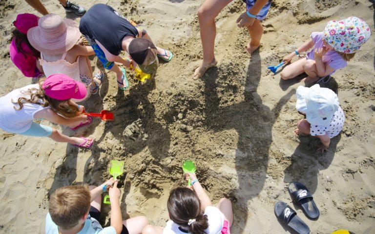 01 Kids-club-spiaggia-Cavalino