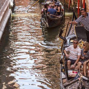 07-Venezia-Gondole