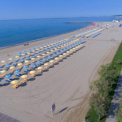 Spiaggia-Jesolo-Cavallino